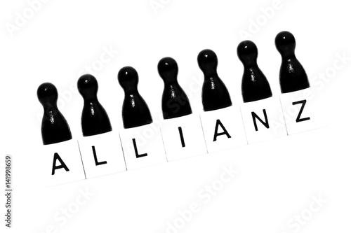 Allianz Poster