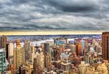 New York City Manhattan aerial view - 142010080