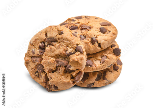 Poster Chocolate chip cookie