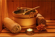 Wellness und Spa in der Sauna - 142103054