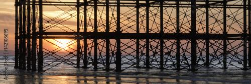 Papiers peints Morning Glory Sunrise at Worthing