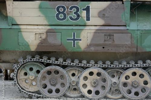 Pojazd gąsienicowy sdk fz 251