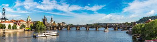 Papiers peints Prague Panoramic view of Prague