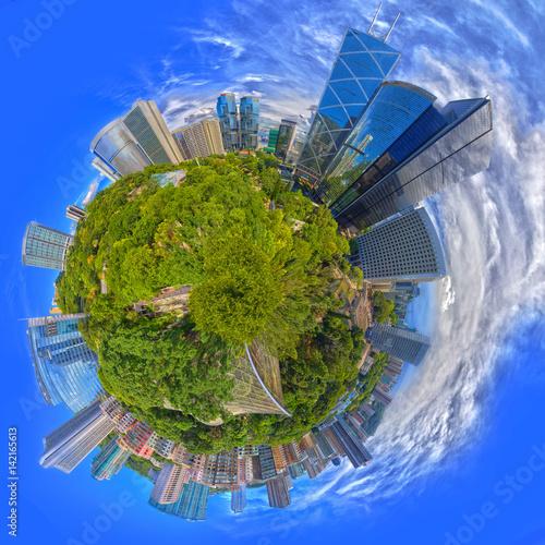 Poster Planet Hong Kong