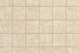 Close-up of brown ceramic glazed tile - 142167432