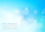 Fototapety Abstract Blue Background #Vector Graphics