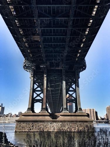 Down Under Manhattan Bridge DUMBO Poster