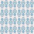 Seamless robots pattern - 142212855