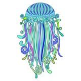 Jellyfish Tattoo Style