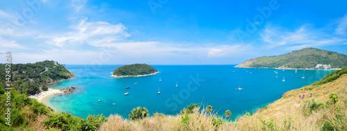 andaman panorama sea view at phuket thailand - 142452624