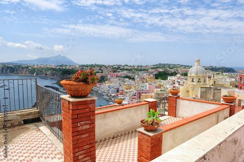 Foto op Plexiglas Napels Isola di Procida, Napoli Italia