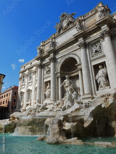 Poster Fontana di Trevi