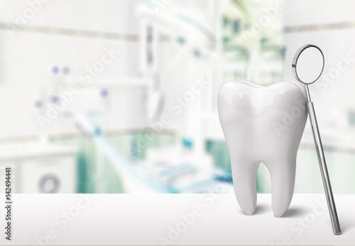Fototapeta Dentist.