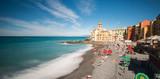 Camogli beach, Liguria