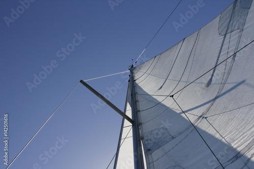 Segelboot Poster