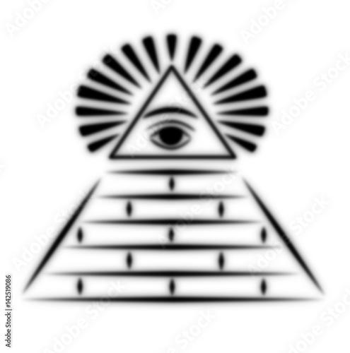 new world order pyramid