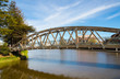 Bridge over Petaluma