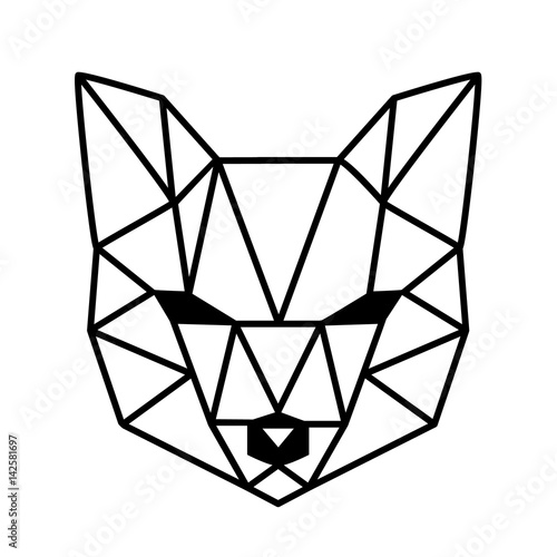 head of fox - 142581697
