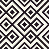 Fototapety Tile floor in geometrical seamless pattern in beige and black tones