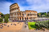 Colosseum, Rome - Italy - 142704412