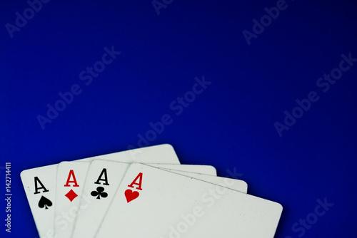 four aces плакат