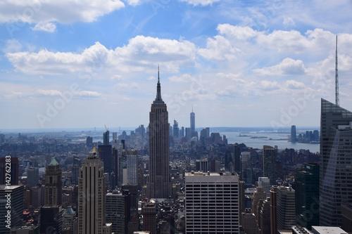 Foto op Aluminium New York New York City