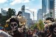Día de Muertos Mexico City