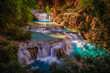 Upon setting foot in this Havasupai people's land