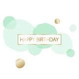 Birthday Greeting Card Design - 142878882
