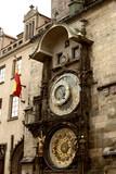 Prag Marktplatz astronomische Uhr