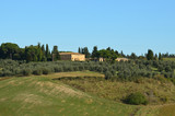 Tuscan Villa in the Italian Countryside