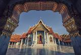 Marble temple in Bangkok