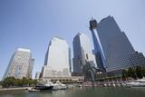 SAILING THE HUDSON RIVER 2012 - World Financial Center, Lower Manhattan NYC