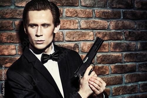 mafia man Poster