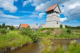 Turmhügelburg im Nienthal bei Lütjenburg - 143018237