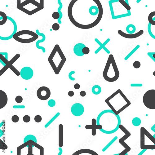 Tapeta Abstract seamless pattern