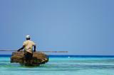 Merchant Transporting Goods - Zanzibar - Tanzania