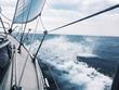 Leinwanddruck Bild - Die Freiheit der Nordsee