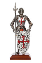 Toy Medieval Knight Sticker
