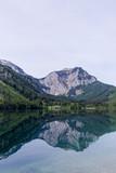 Langbathsee in Österreich - klarer Bergsee