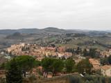 Panorama dei colli Toscani