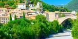 Nyons en Provence, France
