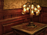 Tiffany Lamp - 143204429