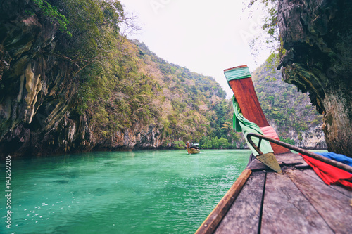 Poster Travel and vacation in Thailand