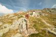 Quadro sentieri alpini