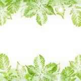 Spring leaves background - 143266692