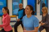 ausdauertraining im fitnesskurs