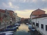 venezia canale barche
