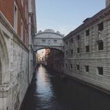 venezia ponte gondola