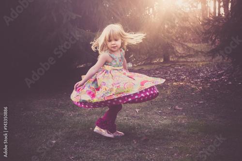 Plakat Spring Dance